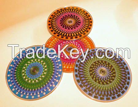 Digital printed tables,coasters,tray