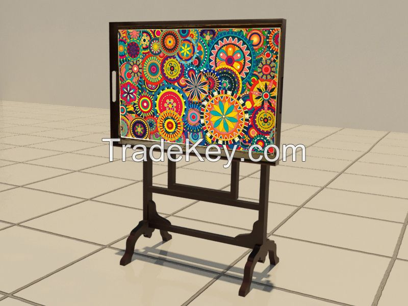Digital printed table