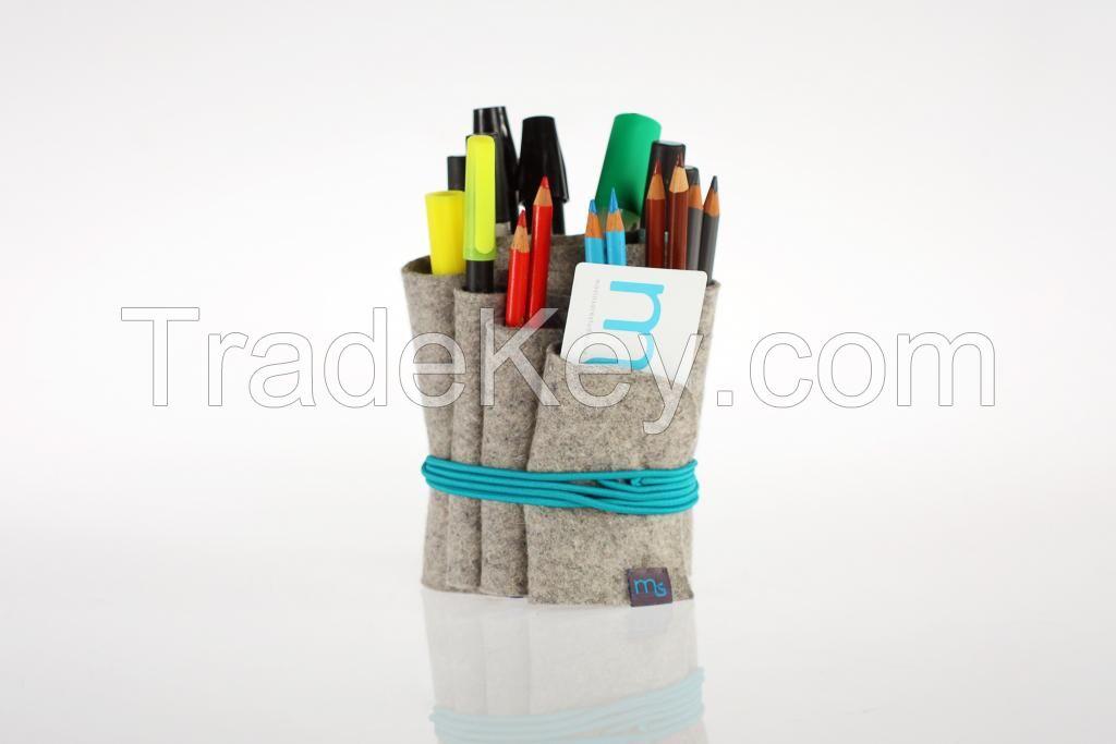 Office desk organizer   designer desk accessories