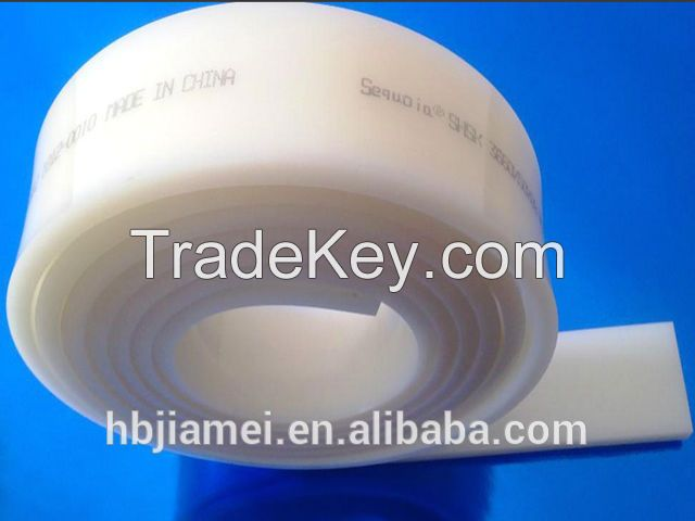 hot sale PU Squeegees for Screen Printing Industry/squeegee rubber