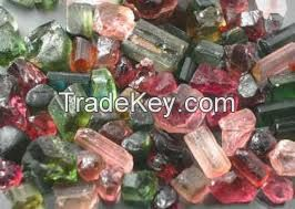100% Pure Tourmaline Gem Stones