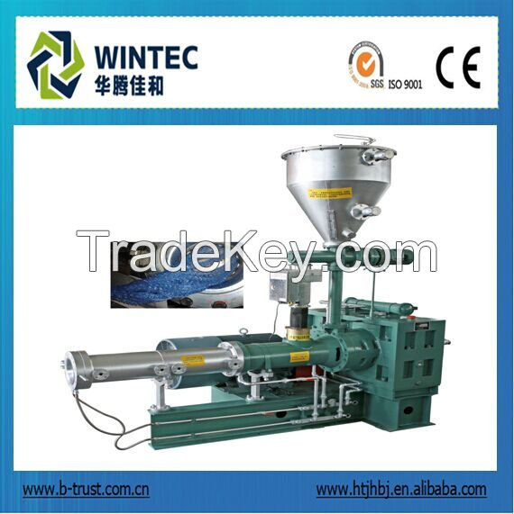 planetary extruder of calendering line for making rigid pvc sheet