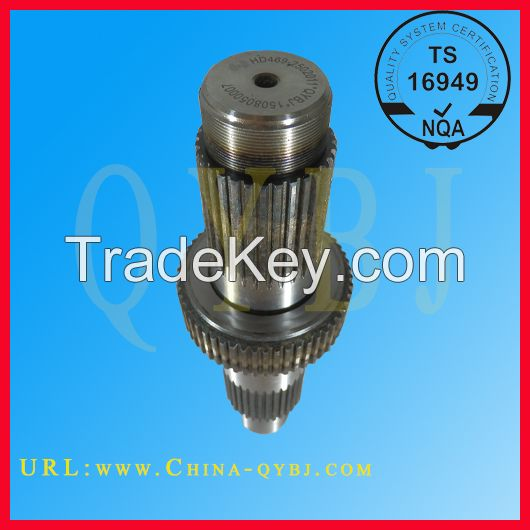 High quality input shaft professional auto parts manufacturers High quality tractor pto shaft