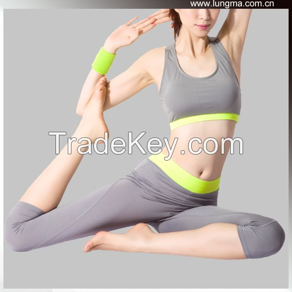 Thermal Compression Fitness Yoga Wear
