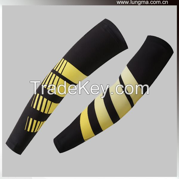 Top quality breathable moisture-wicking Cycling Arm Sleeves