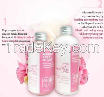 Hydra flower Brightening Skin and Lotion from Nature