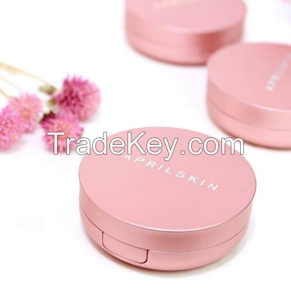 April Skin Fixing Foundation, Fixing Tint, Pinkypiggy Carbonated Pack, Pinkypiggy Collagen Pack