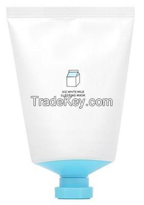 Kailani 3 Concept Eyes 3CE White Milk Cream, Milk Series.