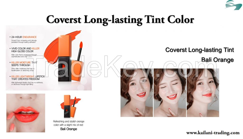 KAILANI Ifactory Longlasting Tint Colors Red Pink Orange