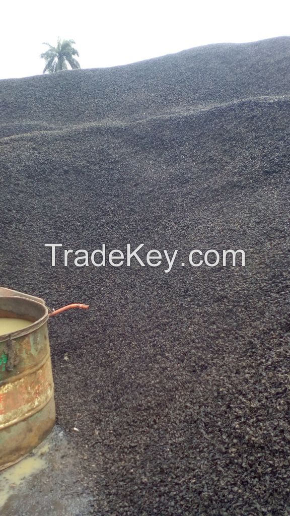 Palm Kernel Shell (PKS) from Nigeria
