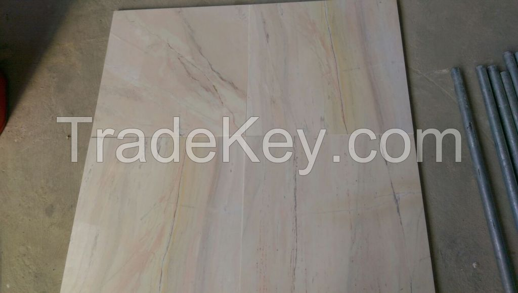 White marble, Multicolor Marble, and Granite