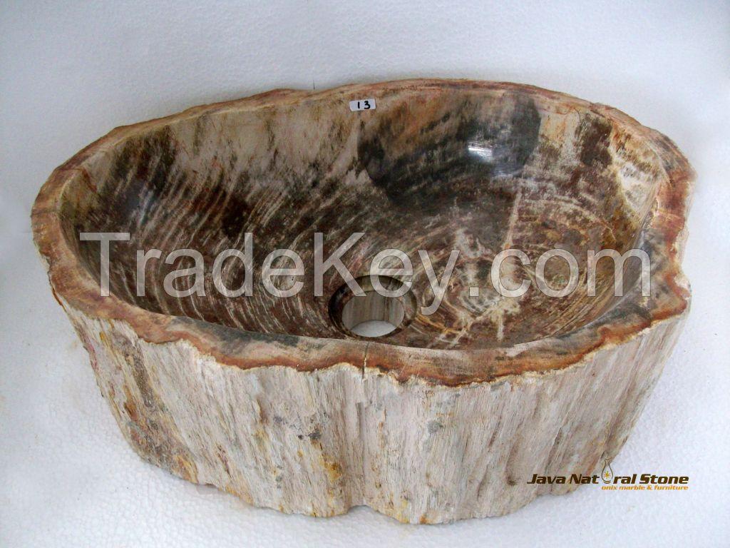 Fossil Wood Basins