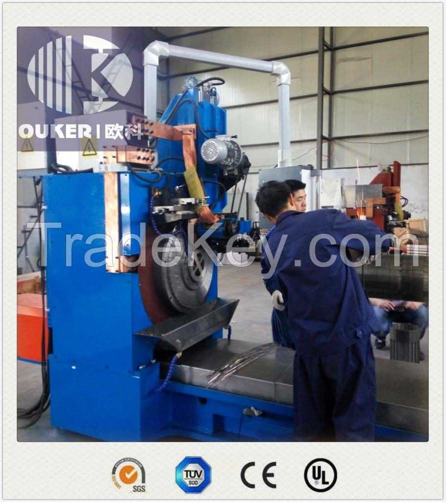 High precision Johnson screen welding machine