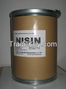 Food Preservative Nisin For Dairy Products