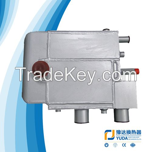 air separation cooler