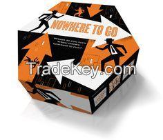 Cardboard packaging, retail packaging, custom packaging