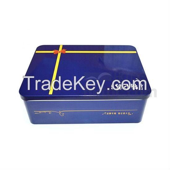 Metal packaging, custom packaging, retail packaging