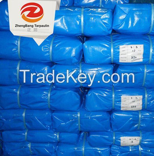 Waterproof Plastic PE tarpaulin Sheet| Plastic PE tarpaulin