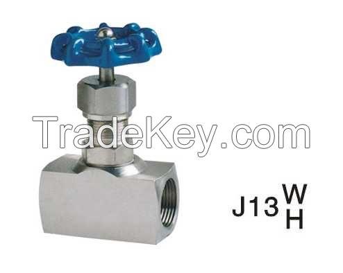 Needle valve