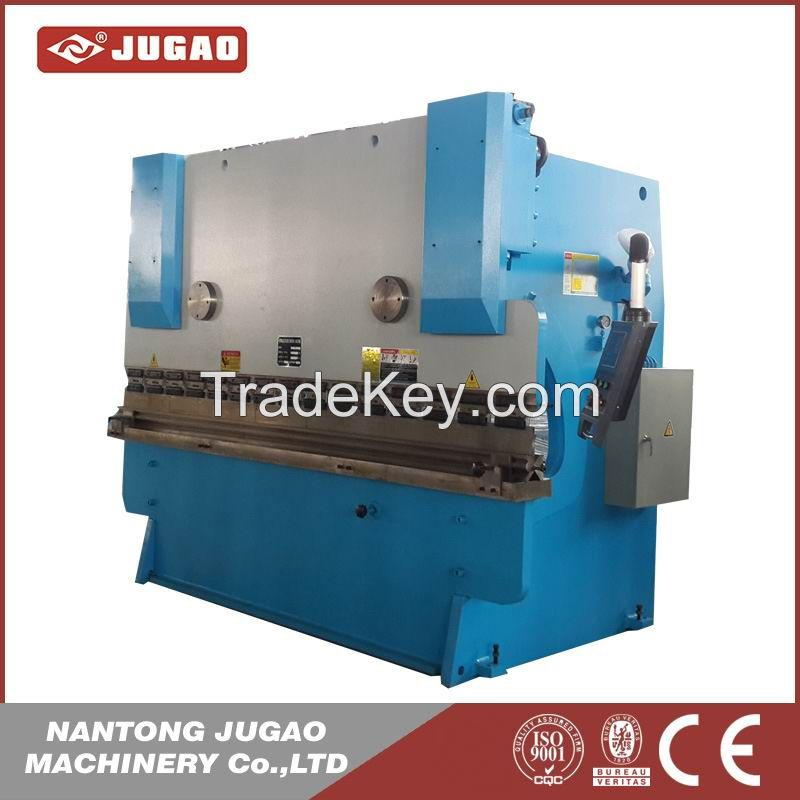 Jugao WC67Y series hydraulic press brakes NC and CNC types