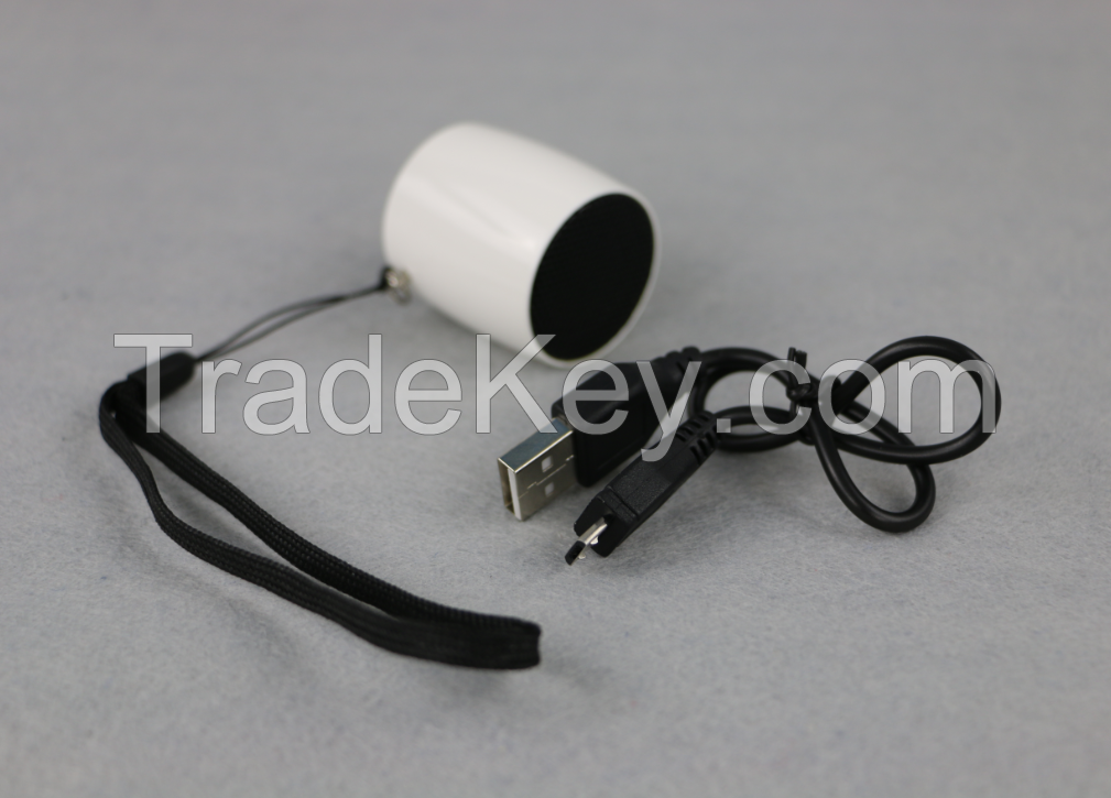 Super Drum shape Wireless bluetooth speaker mini, stereo bluetooth speaker