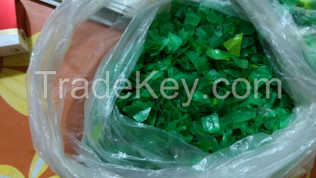 Waste Plastic Cutting Chips