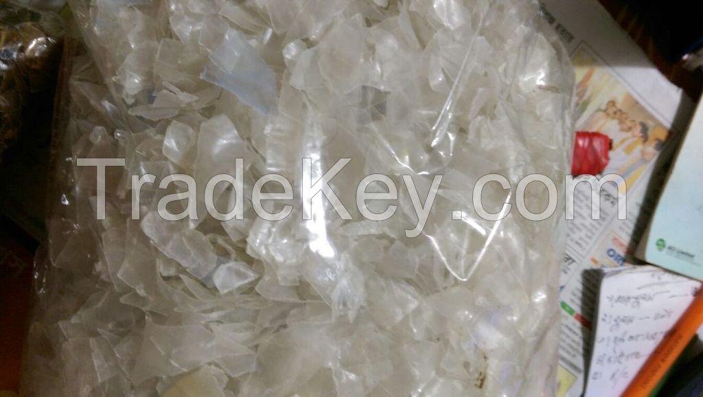 Waste Plastic Cutting