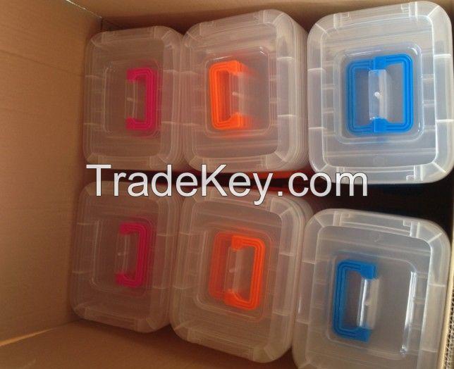 PLASTIC STORAGE BOX SMALL SIZE 11*15*20cm WHOLESALE