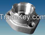 hydraulic fittings, SAE flange