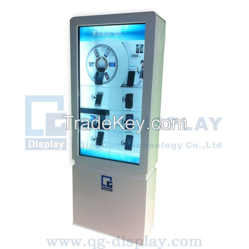 Tranparent LCD Display