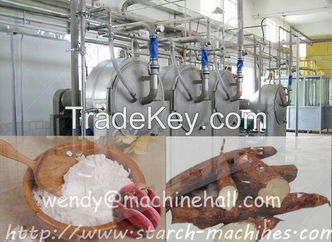 1t starch per hour cassava starch production equipment price