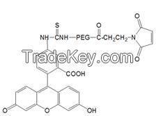 FITC-PEG-Mal poly ethylene glycol