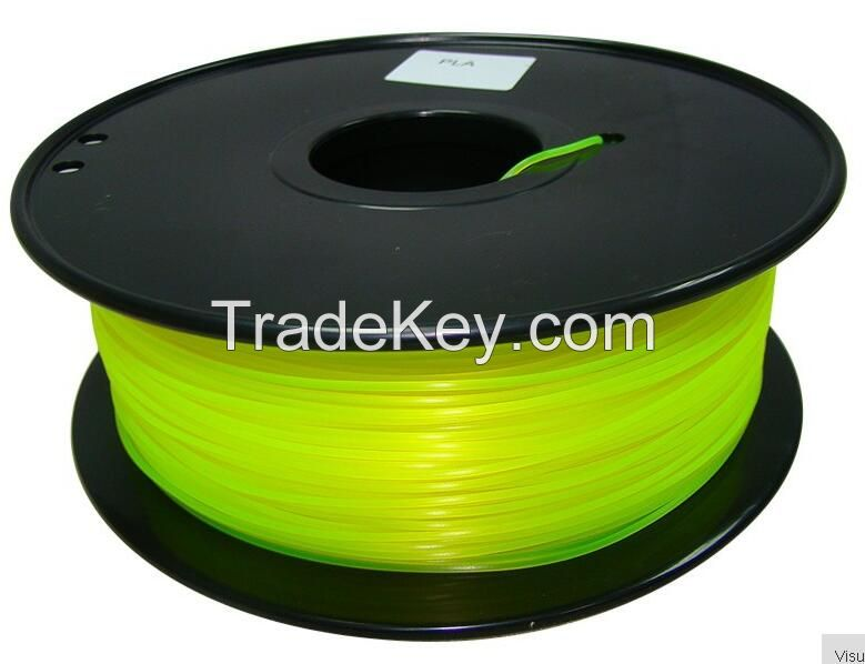 Factory made 3d printer filament 1.75mm abs filament for 3d printing