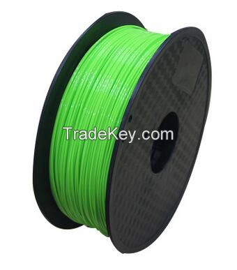 whole price ABS/PLA Filament 1.75mm 3d printer filament for 3D printer
