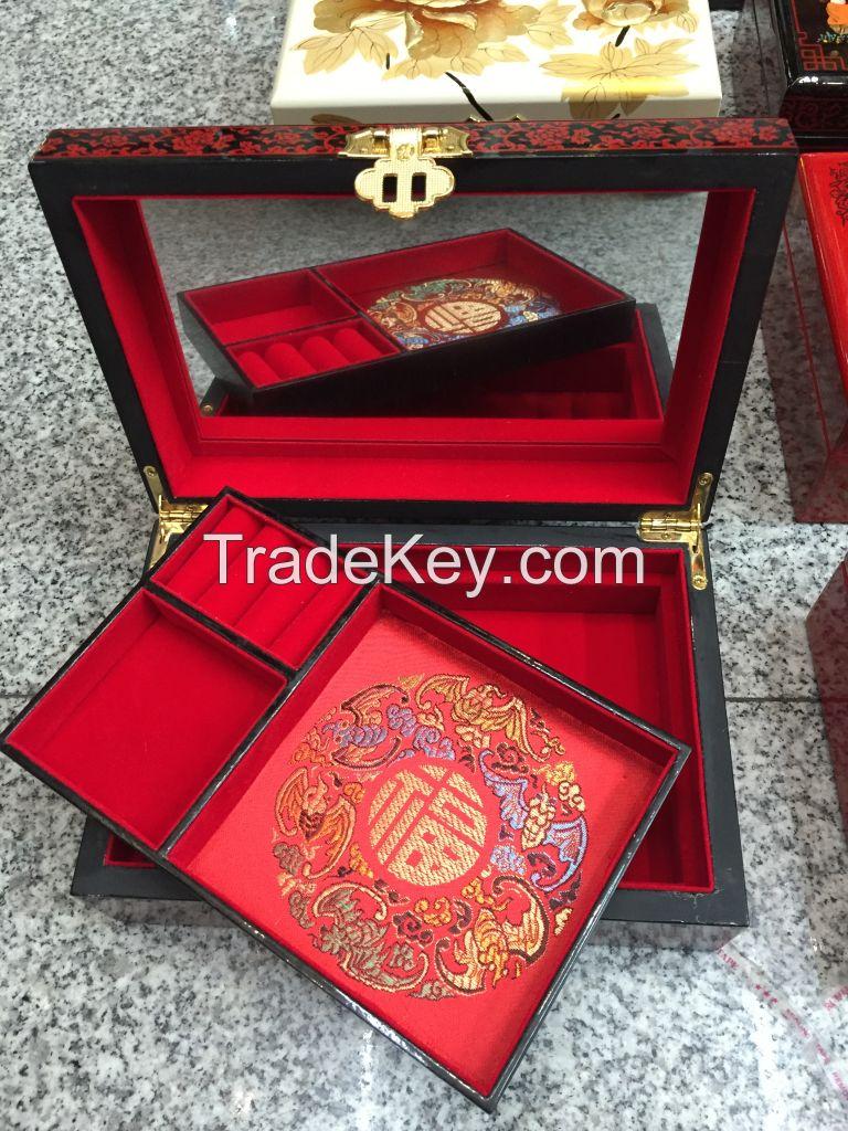 Chinese style jewellry box