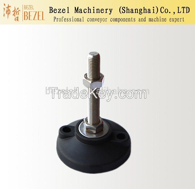 Conveyor articulated feet/fixed feet/components conveyor