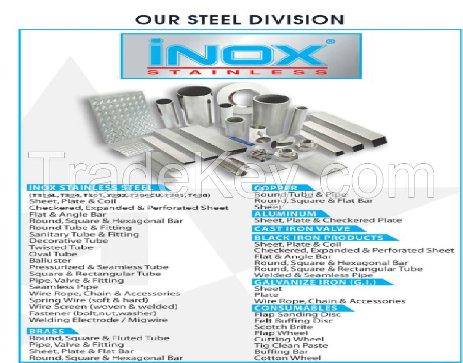 Inox Stainless Steel