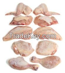 Wholesale frozen whole chicken and parts