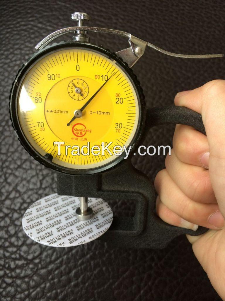 Pressure sensitive liner