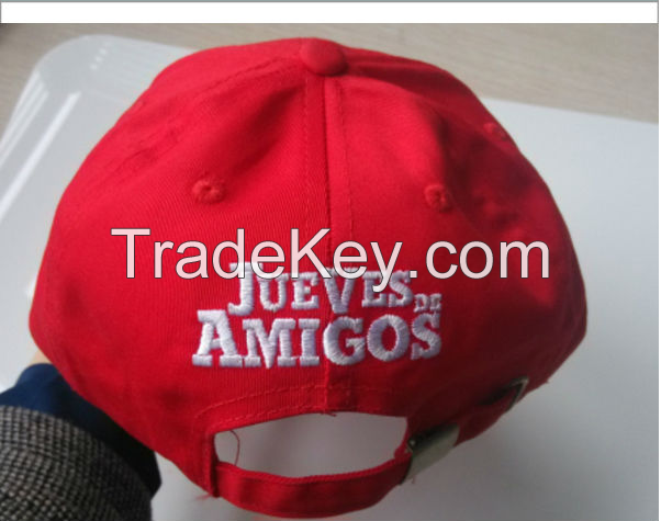 Promotional Logo Printed Cheap Custom Baseball Cap