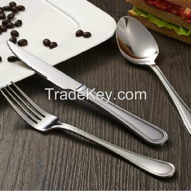 High Quality Stainless Steel Flatware For Hotel