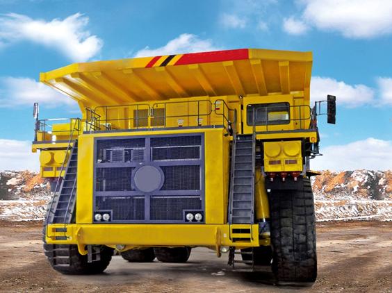 Mining Truck M-HT3363