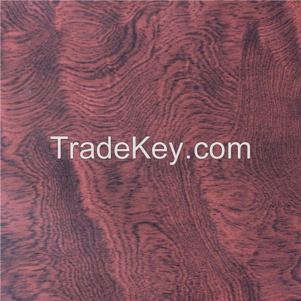 Printed abstract design decorative paper used on surface of furniture , flooring and interior installations
