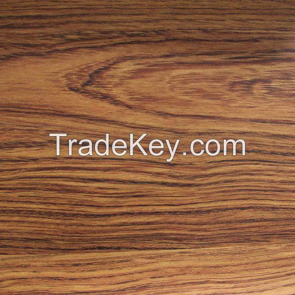 Printed wood grain decorative paper used on the surface of wood-based panels/MDF boards/veneer boards