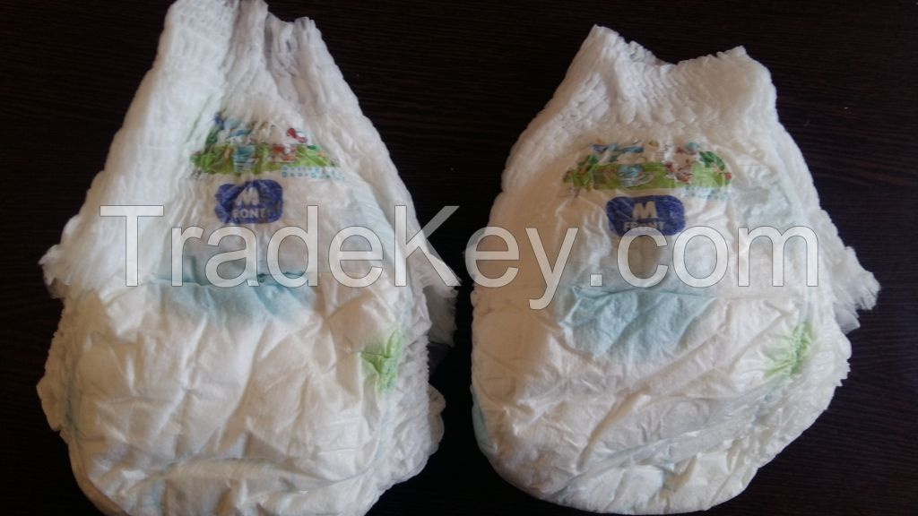 Imported Diapers Pants Supplier
