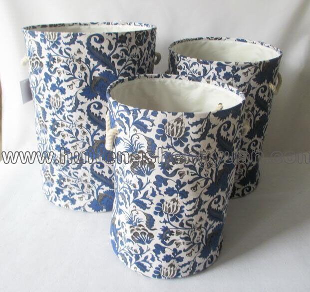 cloth storage basket