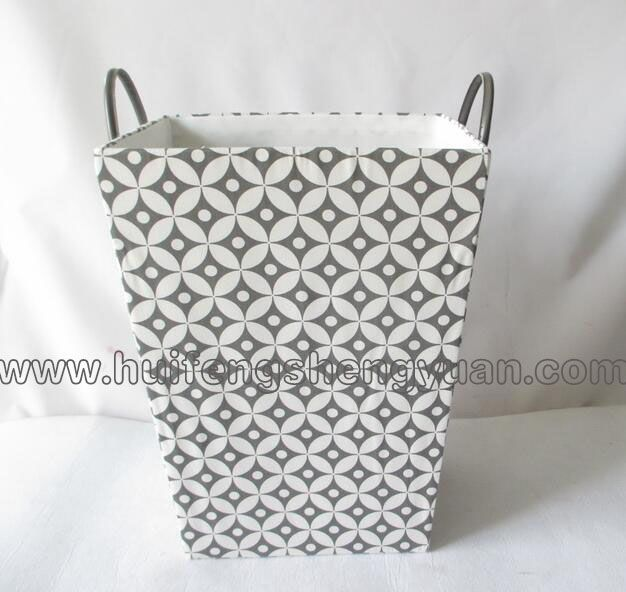 cloth basket with pilp board