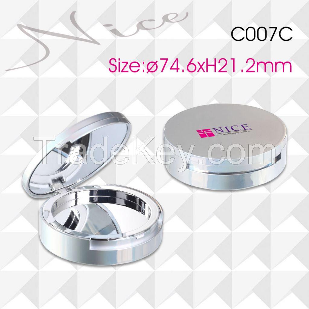 Compact ,lipstick case,lip gloss case