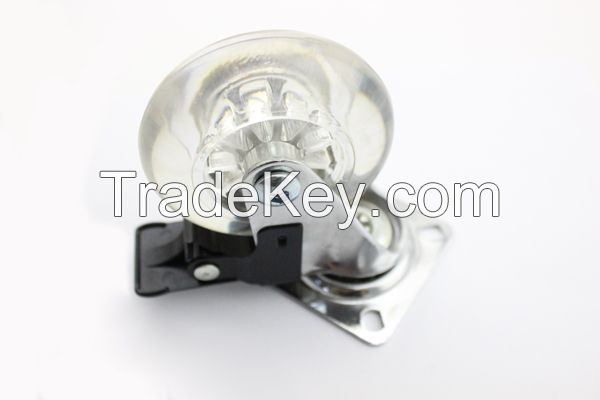 New launch Furniture caster wheel with brake
