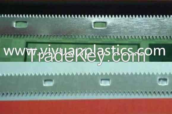 metal blade for  aluminum foil food wrap clilng film